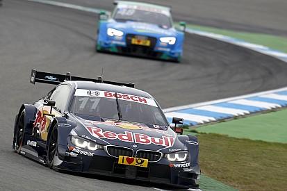 DTM-Finale in Hockenheim: Das Ergebnis des 1. Rennens in Bildern
