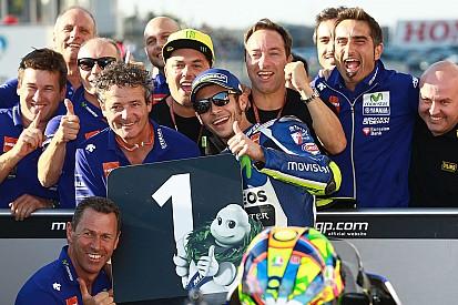 Rossi lega start terdepan di Motegi