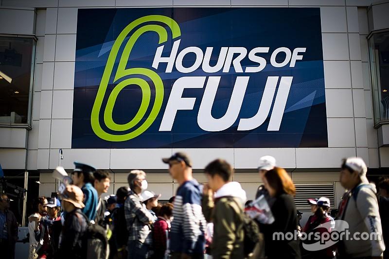 La parrilla de las 6 horas de Fuji
