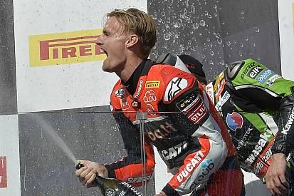 """Davies: """"Jerez pista difficile per me. Che bello vincere qui!"""""""