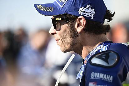 Susto de Lorenzo e festa de Rossi; o sábado em Motegi