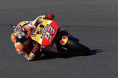 MotoGP日本GP日曜ウォームアップ:マルケスが首位。PPのロッシは5番手