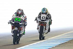 Moto3 Relato da corrida Por 0s017, Bastianini supera Binder e vence em Motegi