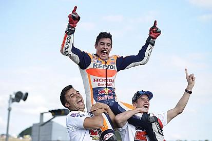 Маркес выиграл в Японии и стал чемпионом 2016 года