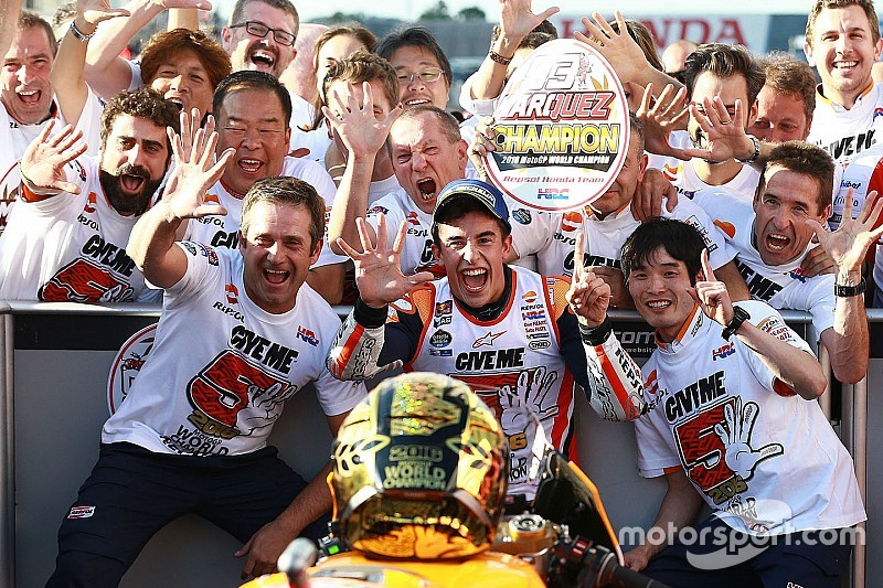 Marquez: Kami kembali lebih kuat tahun ini