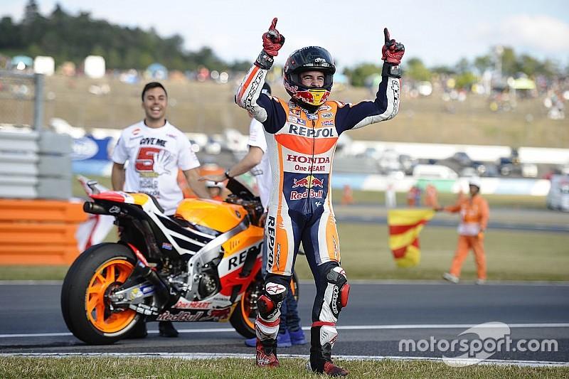 """Márquez Champion: """"J'ai tout oublié dès que j'ai lu 'Lorenzo out'"""""""