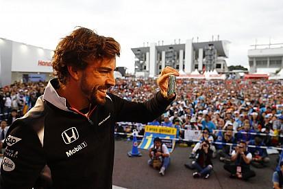 Alonso-győzelem Raikkönen előtt: Renault bajnoki cím