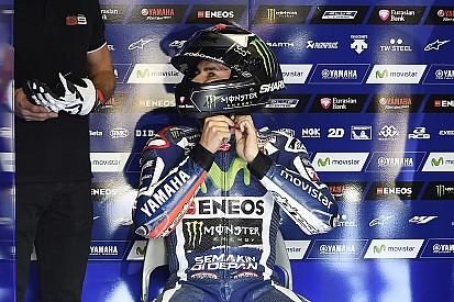 """Lorenzo: """"Ho sbagliato la scelta della gomma anteriore"""""""