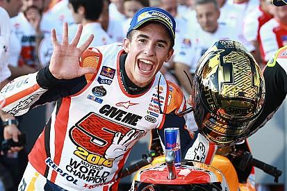 """Titel extra speciaal voor Marquez: """"Een echte kampioen kan met veel druk omgaan"""""""