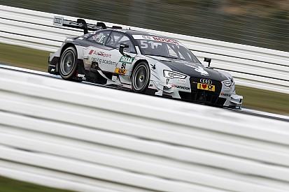 DTM Hockenheim: Audi heerst in laatste training