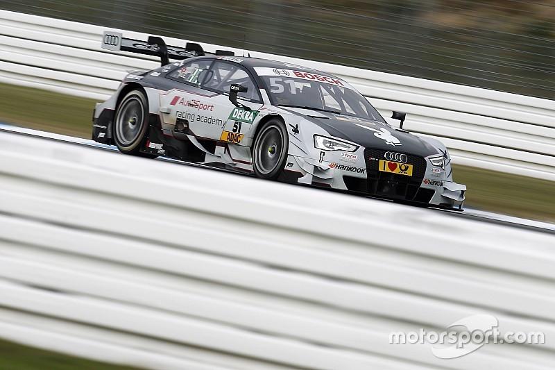 EL3 - Müller le plus rapide, les Audi en pointe