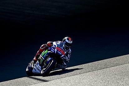 """Lorenzo lamenta erro em escolha de pneu: """"chance perdida"""""""