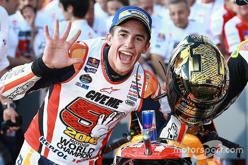 Márquez, el más joven siendo el más rápido