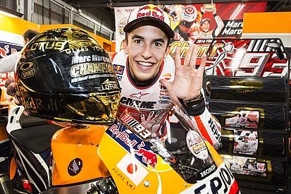 """MotoGP-Champ Marc Marquez: """"Wusste nicht, auf welcher Strecke ich bin"""""""