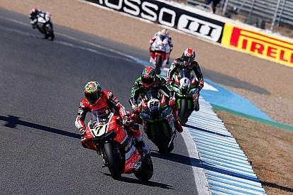 WSBK Jerez: Davies onverslaanbaar, Van der Mark zesde