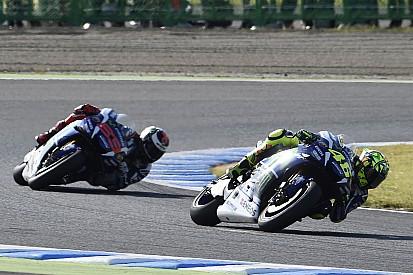 Yamaha am Boden: Die Erklärungen von Valentino Rossi und Jorge Lorenzo