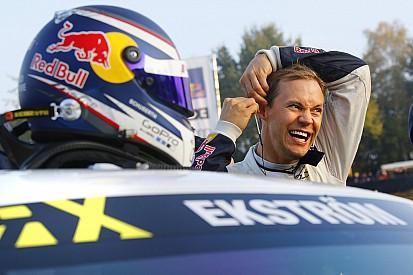 WRX Duitsland: Ekström kroont zich tot wereldkampioen rallycross