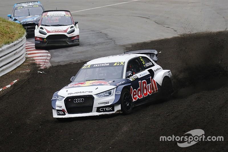 World RX на Естеринзі. Сенсація та новий чемпіон