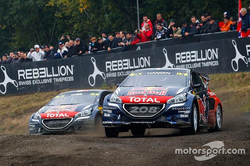 Championnats - Ce sera dur pour Peugeot-Hansen