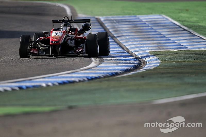 Stroll faz hat-trick no final da F3 europeia em Hockenheim