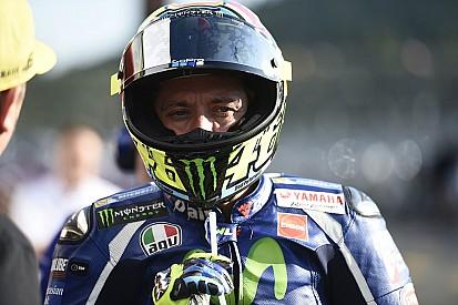 Marquez: Rossi ilk turlarda sinirli gibiydi