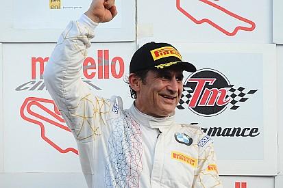 Zanardi wint eerste race met BMW M6 GT3