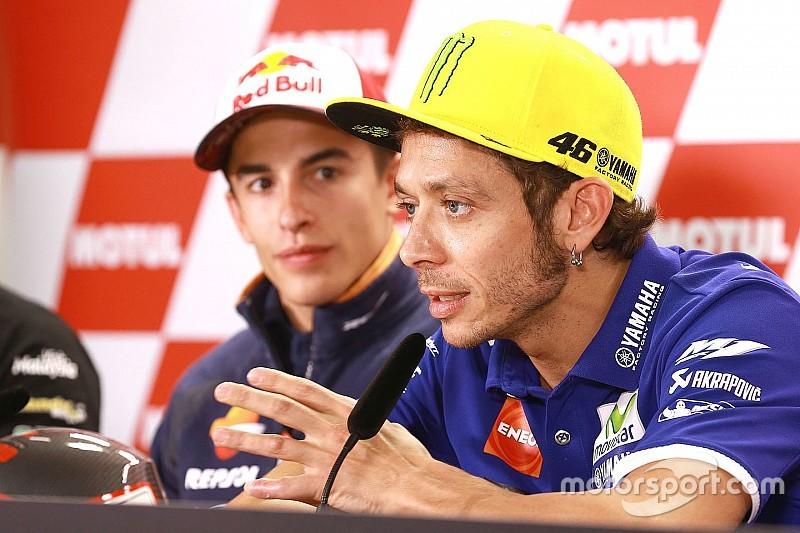 """Rossi - """"Márquez a mérité ce titre"""""""