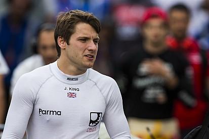 Jordan King bekommt in Austin Formel-1-Freitagseinsatz für Manor
