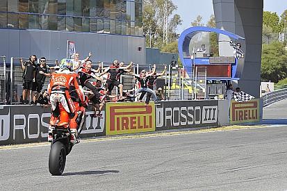 """Davies: """"Vincere 4 gare di fila è fantastico. Sfrutto bene la Ducati"""""""