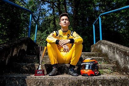Jack Aitken met RP Motorsport in seizoensslot Formula V8 3.5