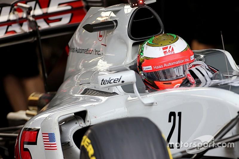 Haas decide permanência de Gutierrez nas próximas semanas
