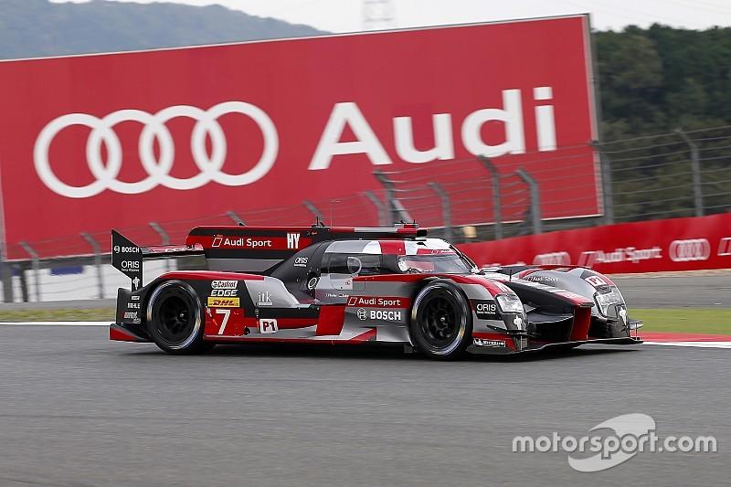 Audi no tiene nada decidido respecto a su futuro en el WEC