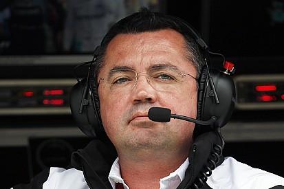 A McLaren elindulna felfelé Amerikában. Lejjebb már úgysem nagyon van...