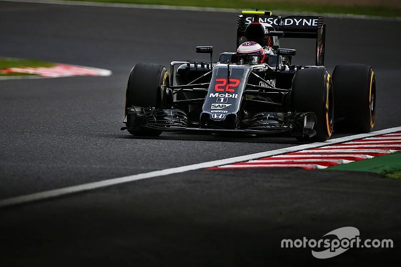 McLaren en quête d'un second souffle à Austin