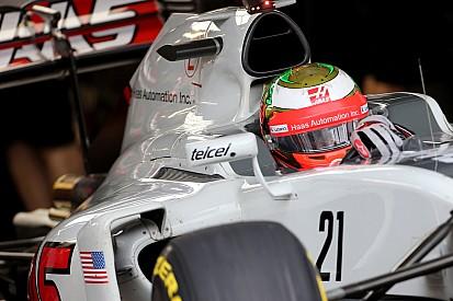 Haas decidirá el futuro de Gutiérrez en las próximas semanas