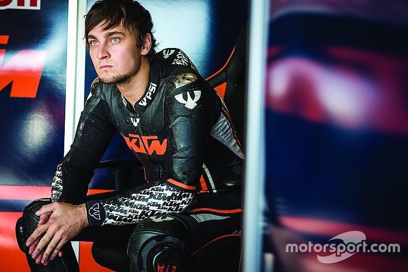 Officiel - Abraham de retour en MotoGP avec Aspar