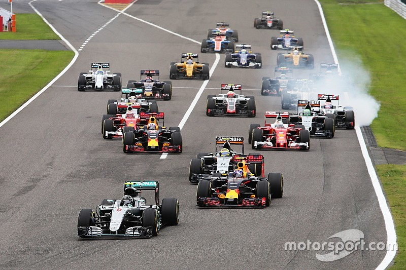 Pourquoi Hamilton et Rosberg n'en ont pas fini avec les mauvais départs