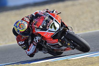 Ducati ha provato componenti 2017 della Panigale nei test di Jerez