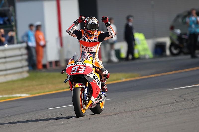 Column Randy Mamola: Marquez kan net als Rossi MotoGP domineren