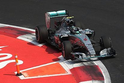 梅赛德斯为墨西哥轮胎选择相对保守