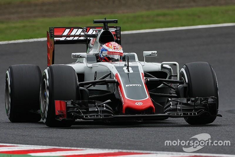 """В Haas назвали """"очень значительным"""" эффект от нового переднего крыла"""
