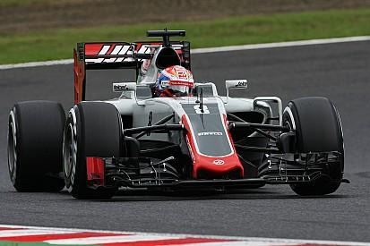 """Haas: progresso """"bastante significativo"""" com asa dianteira"""