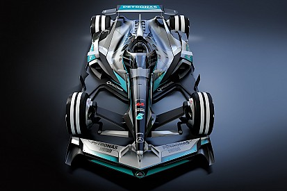 Galeria: o conceito do carro da Mercedes em 2030