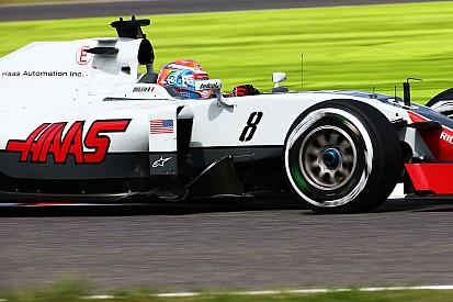Grosjean: próximo objetivo da Haas é chegar ao pódio