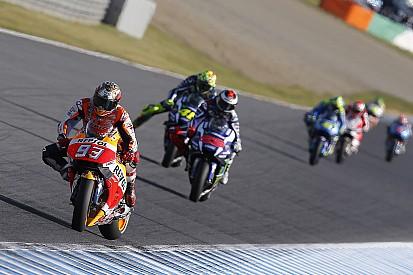 """Márquez: """"En estas tres carreras nos divertiremos"""""""
