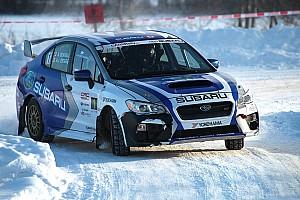 Rallye Perce-Neige 2017 - Première manche du championnat américain