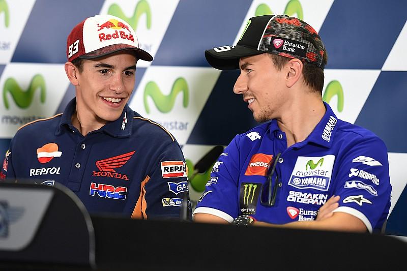 """Lorenzo - Márquez, """"le plus rapide et le plus régulier"""" cette année"""
