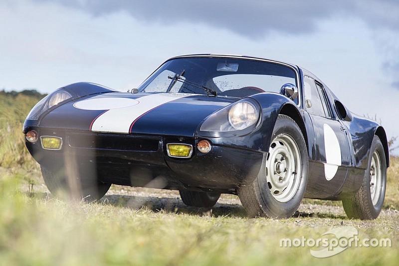 Enchères - Une Porsche 904 GTS de 1964 entièrement d'origine