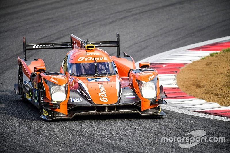 Will Stevens continua con la G-Drive Racing a Shanghai