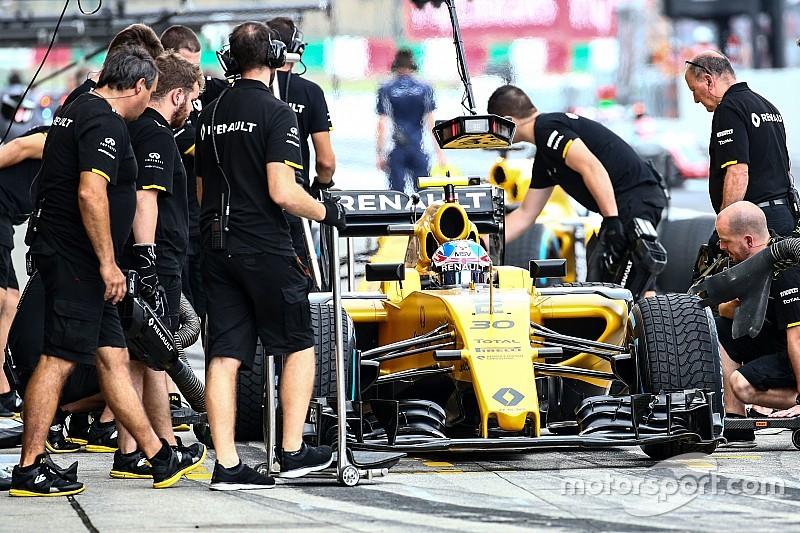 Renault F1 a recruté plus de 80 personnes cette année